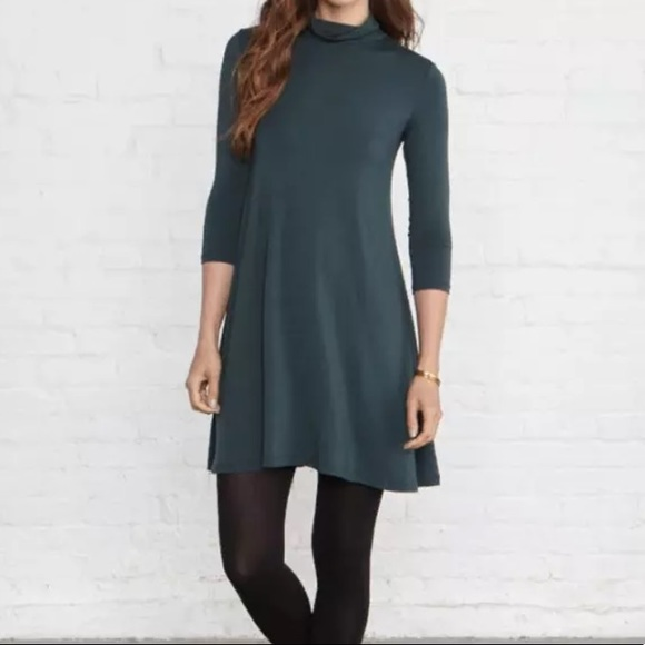 57a3385f2d81 Amour Vert Dresses   Skirts - Amour Vert Fiana Swing Dress XS Darkest Spruce